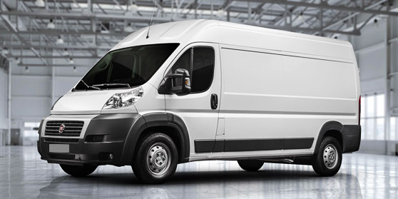 Raamroosters Fiat Ducato