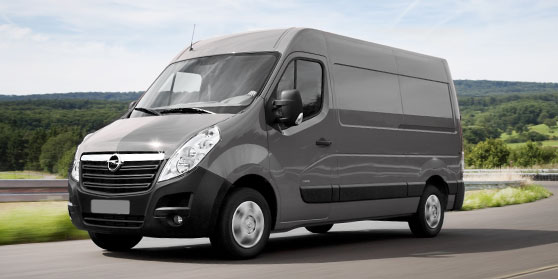Opstappen Opel Movano