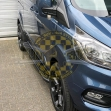 Ford Transit Custom length 2 side steps black